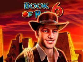 Book Of Ra 6 Slot - Photo