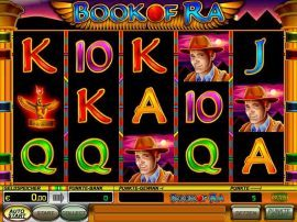 Book of Ra Slot - Photo