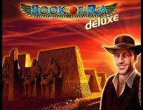 Book of Ra Deluxe Slot - Photo