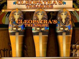 Cleopatra Treasure Slot - Photo