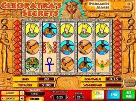 Cleopatra's Secrets Slot - Photo