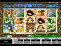 Crazy Jungle Slot - Photo