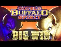 Double Buffalo Spirit Slot - Photo