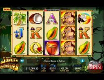 Jungle Monkeys Slot - Photo