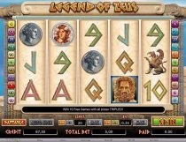 Legend of Zeus Slot - Photo