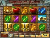 Legends of Avalon Slot - Photo