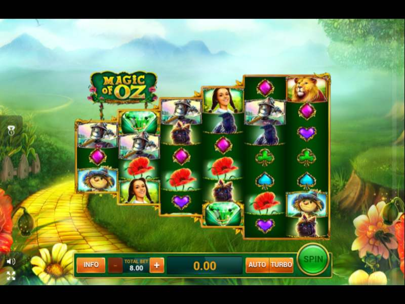 Magic of Oz Slot