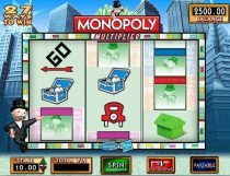 Monopoly Multiplier Slot - Photo