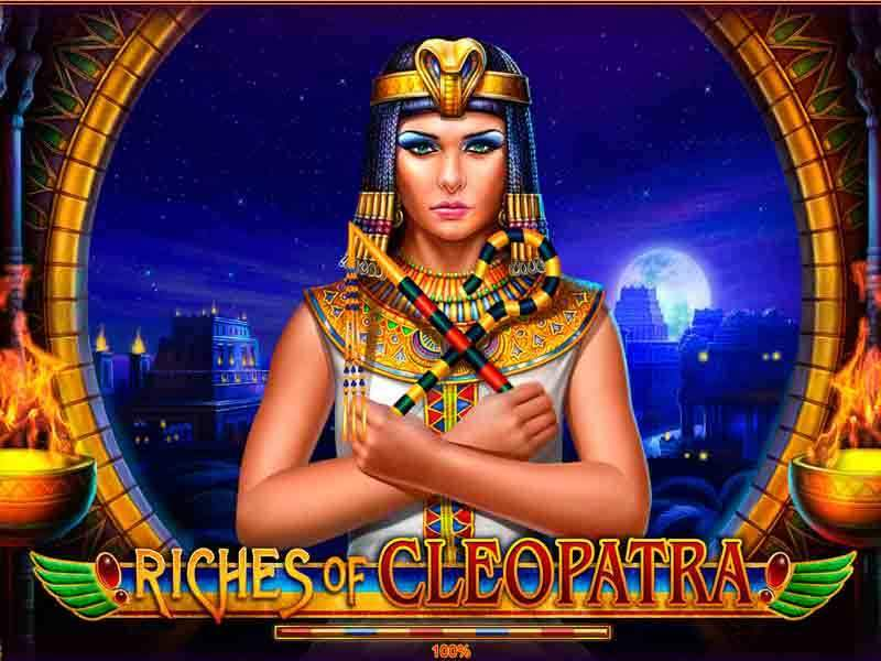 Riches of Cleopatra Slot