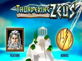 Thundering Zeus Slot - Photo