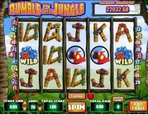Rumble in the Jungle Slot - Photo