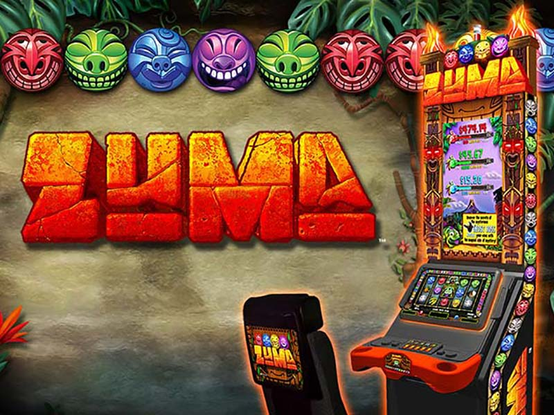 Zuma 3D Slots - Win Big Playing Online Casino Games