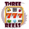 3 reels logo