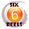 6 Reels Slots logo