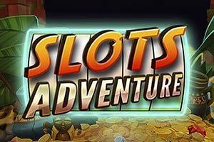 Adventure Slots logo