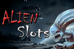 Alien Slots logo