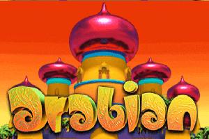 Arabian Slots logo