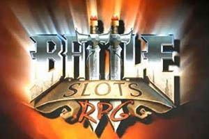 Battle Slots logo