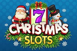 Christmas Slots logo