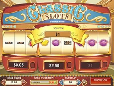 Classic Slots logo