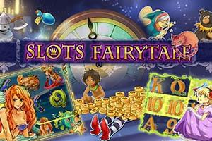 Fairy Tale Slots logo