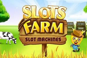 Farm Slots logo