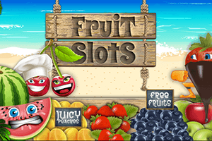 Fruit Machines Slots logo
