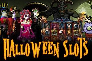 Halloween Slots logo