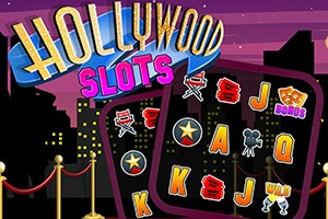 Hollywood Slots logo