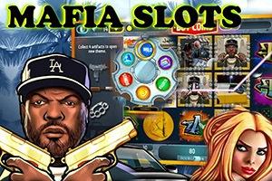 Mafia Slots logo