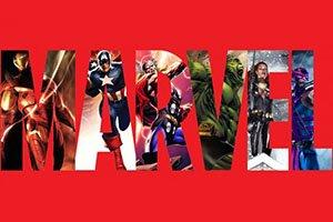 Marvel Slots logo