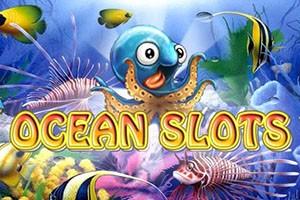Ocean Slots logo