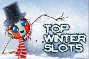 Winter Slots logo
