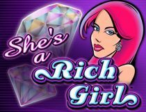 She's a Rich Girl Slot - Photo