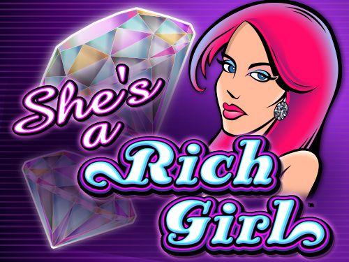 She's a Rich Girl Slot - Photo