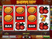 Supra Hot Slot - Photo