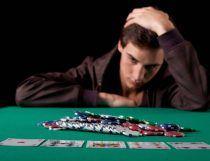casino slot game addicted gambler