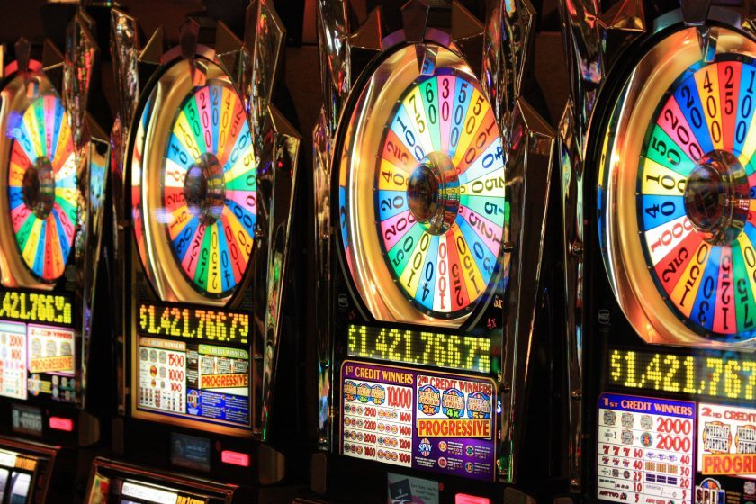 online slot machine info