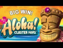 Aloha Cluster Pays Slot - Photo