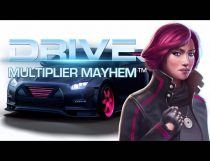 Drive Multiplier Mayhem Slot - Photo