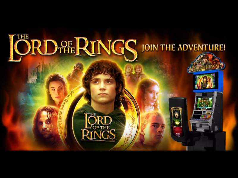 Lord of the Rings Slot
