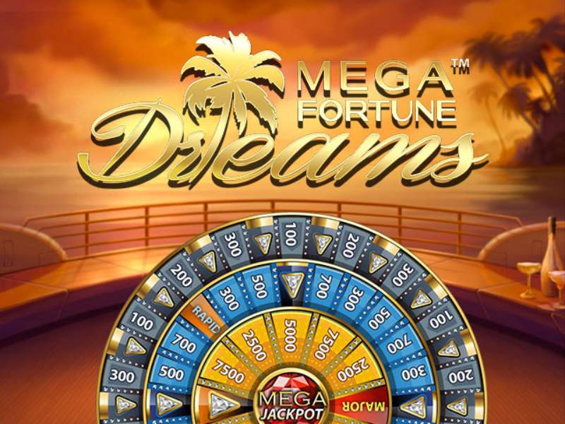 Mega Fortune Dreams Slot