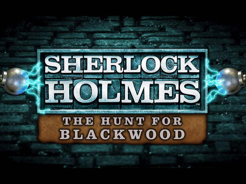 Sherlock Holmes the Hunt for Blackwood Slot