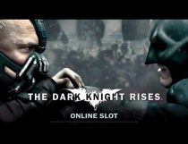 The Dark Knight Rises Slot - Photo