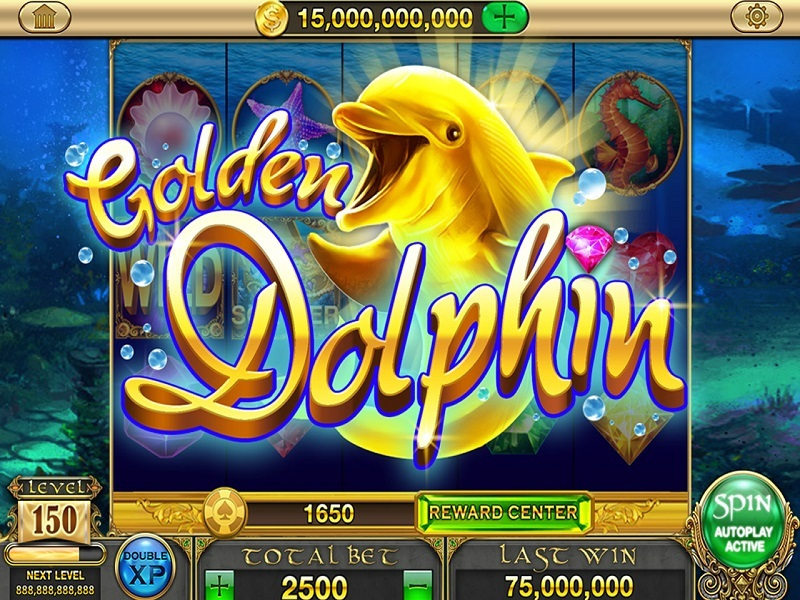 Golden Dolphin Slot