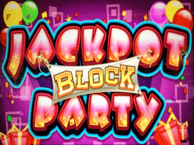 Jackpot Block Party Slot