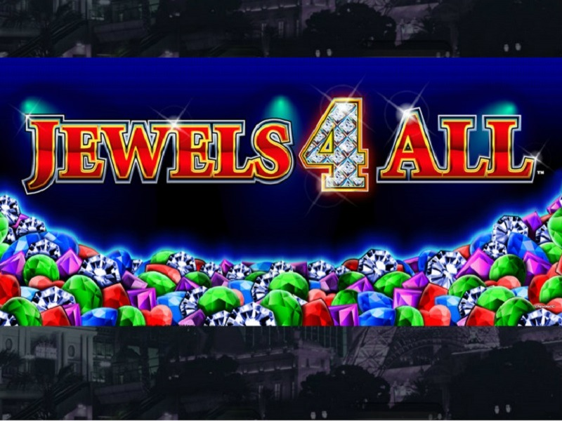 Jewels 4 All Slot