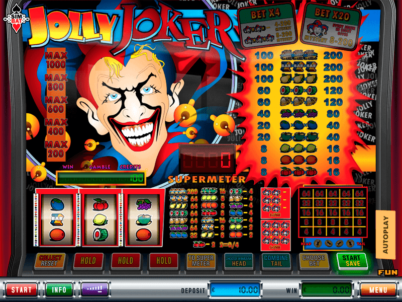 Jolly Joker Slot