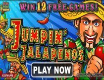 Jumpin Jalapenos Slot - Photo