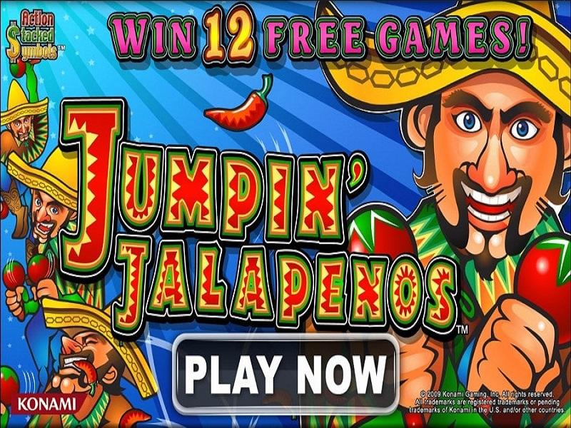 Jumpin' Jalapenos Slot